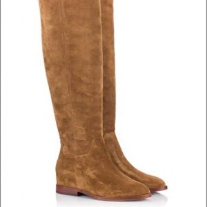 Ash Jess Over The Knee Suede Boots